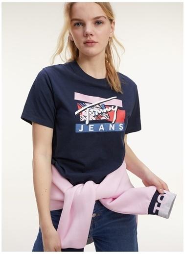 Tommy Jeans Tişört Mavi